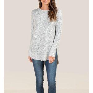 Confetti Tunic Sweater